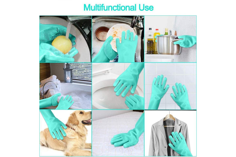 Magiske vaskehansker