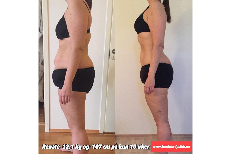 Bli slank, sterk & fit på kun 10 uker med Feminin Fysikk