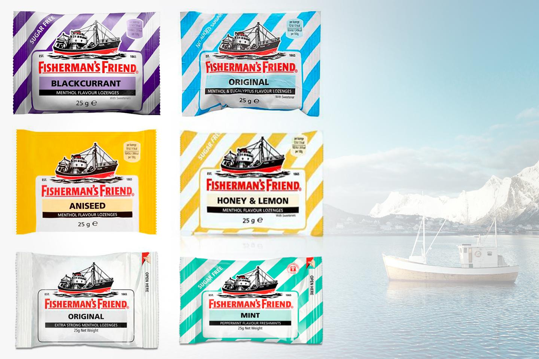 Fisherman's Friend 24-pack (1 av 1)
