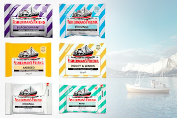 Fisherman's Friend 24-pack