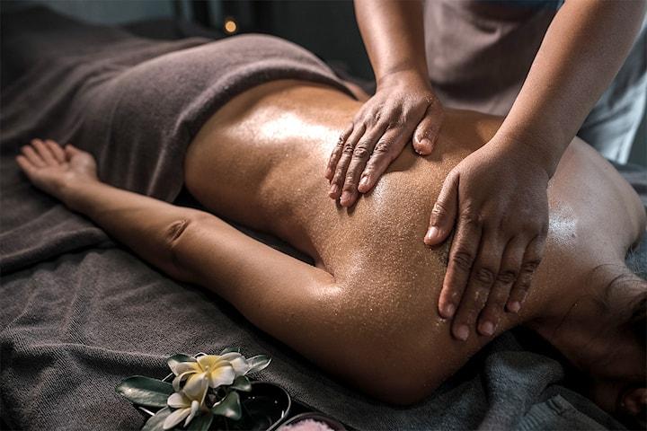 60 minutters massasjebehandling hos Sala Thai Massasjeterapi