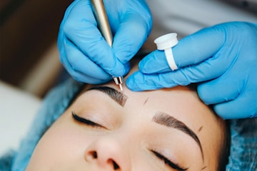 3D-microblading hos Beauty Hair Torslanda, 90 min