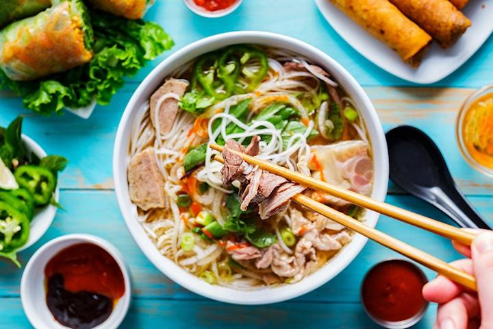 Valgfri 3-retters middag hos Apsorn Thai