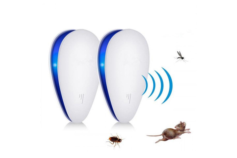 Insekts- och skadedjursavstötare