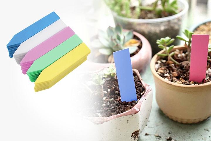 Plantetiketter, 50- eller 100-pack