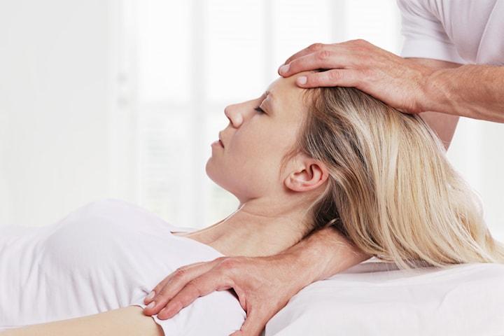 Osteopatibehandling upp till 60 min