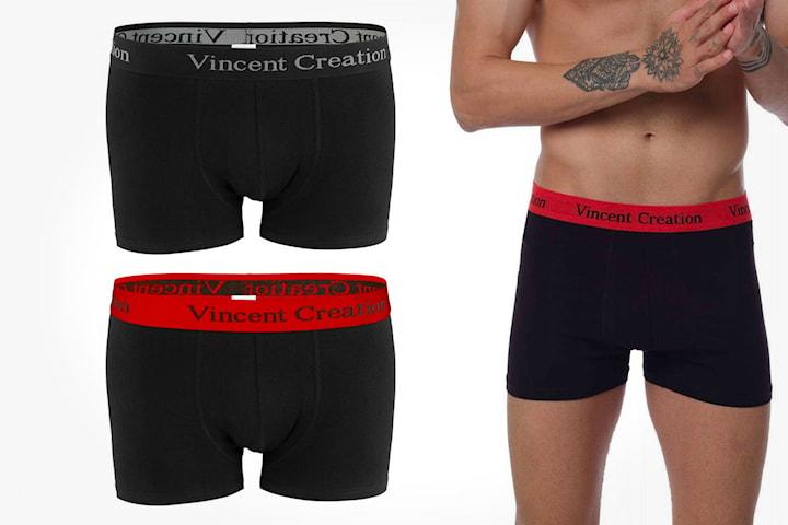Vincent Creation boxershorts, 6-pack