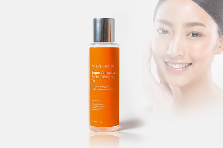 Dr. Eve Ryouth Facial Cleansing Oil