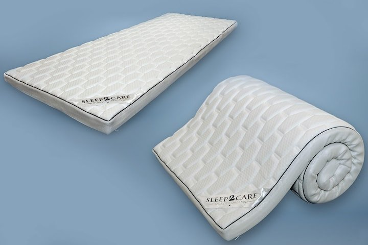 Sleep2care bäddmadrass i memory foam
