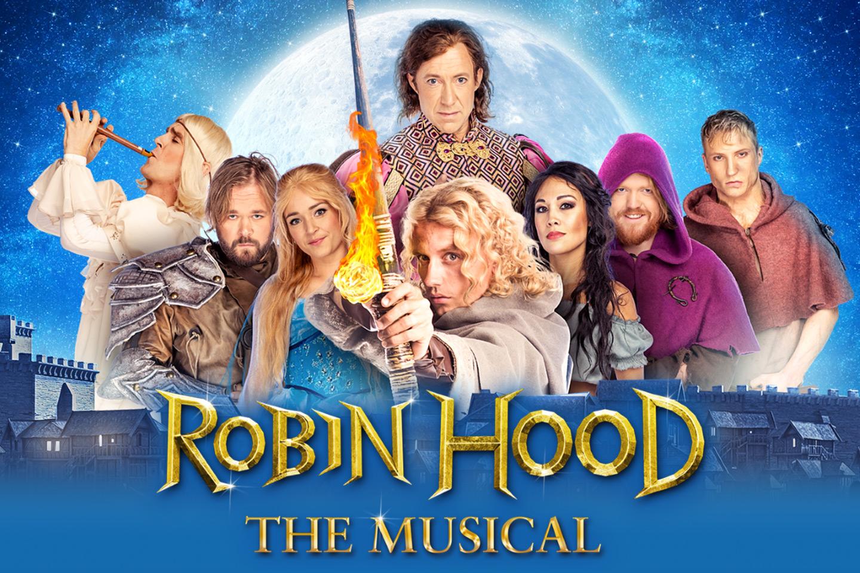 Robin Hood - The Musical (1 av 3)