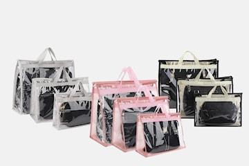Förvaringsväska 3-pack
