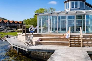 Spa för 2 på Nösund Havshotell inkl. 3-rätters