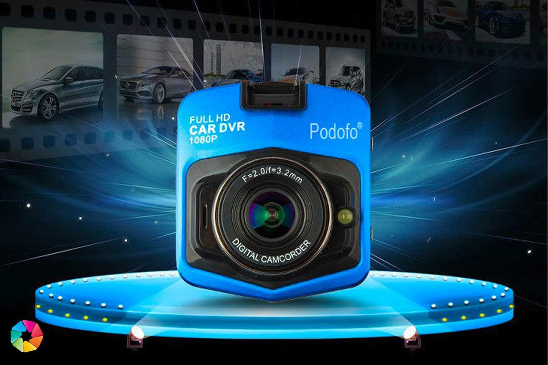 Dashcam full HD 1080P (1 av 6)