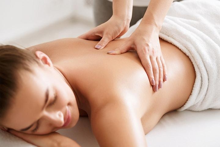 Massage hos Uggla Massage & Wellness