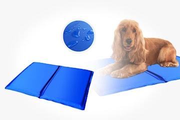 Svalkande matta för husdjur