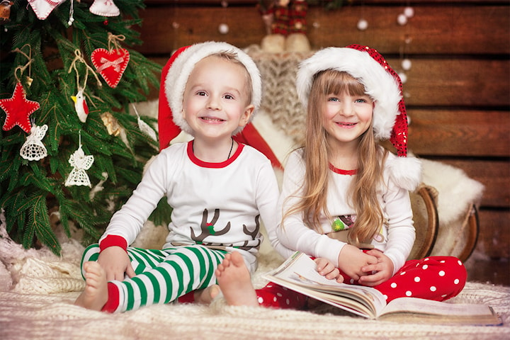 Fotografering för julklapp