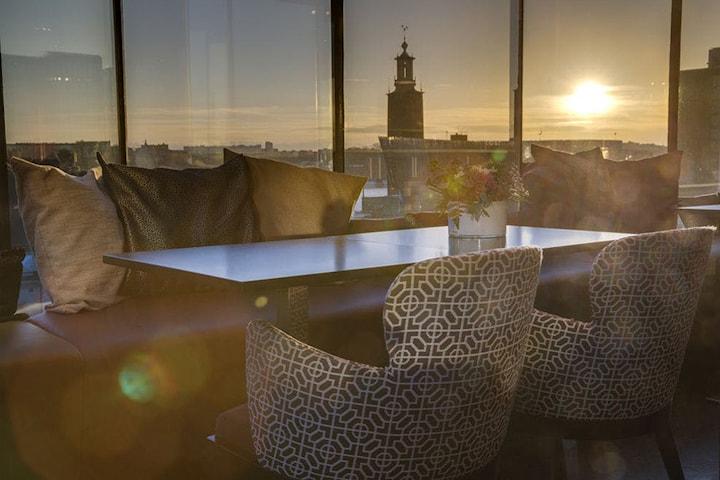 Boende på Radisson Blu Royal Viking i Stockholm