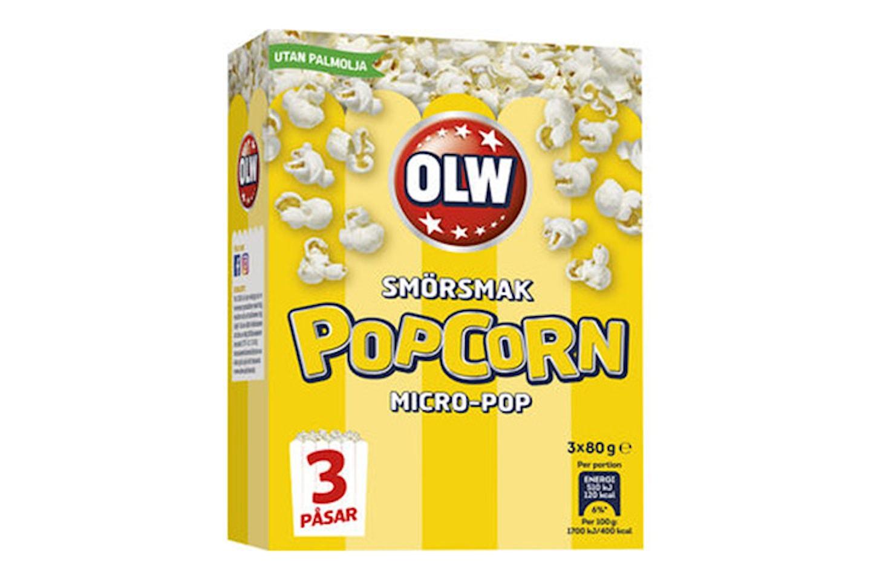 OLW Micropop 48-pack