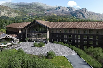 Natt for to på Fyri Resort i Hemsedal