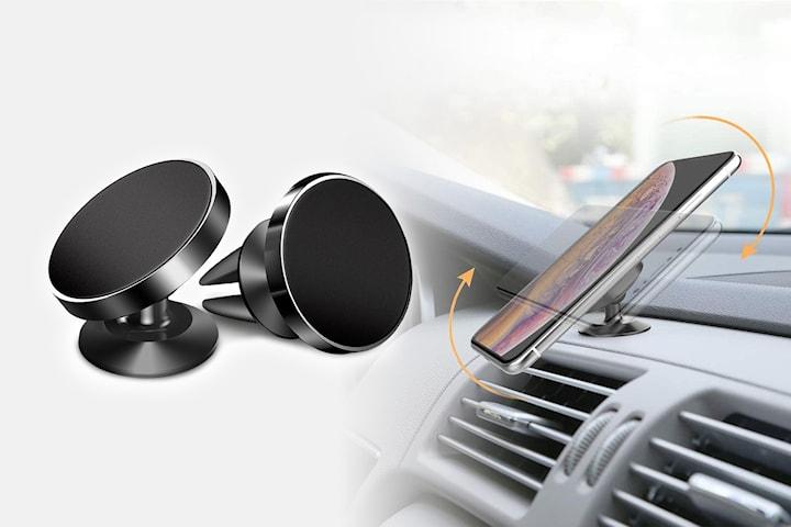 Magnetisk telefonholder til bil