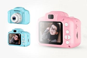 Digitalkamera til barn