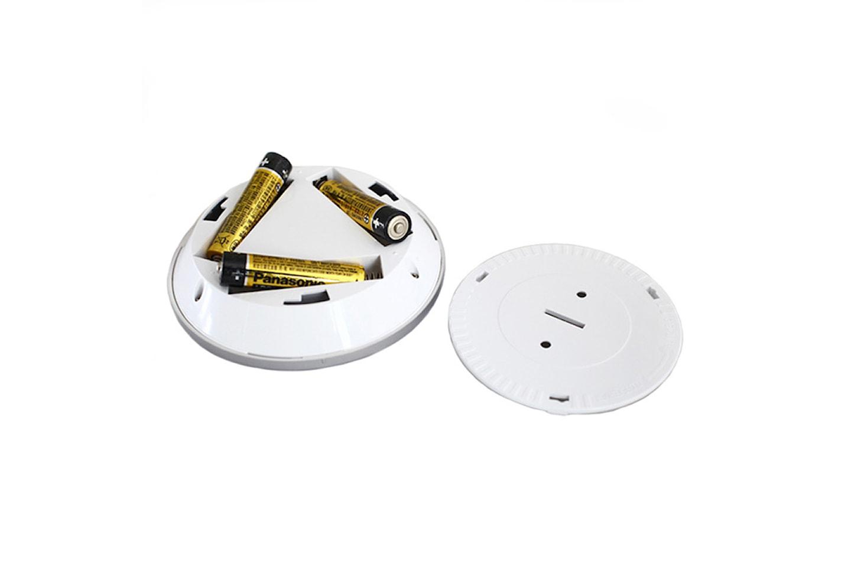 LED-lampa med fjärrkontroll 3-pack från Ovivo
