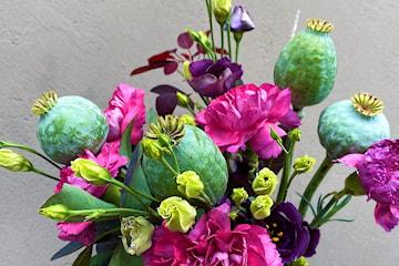 Prenumeration på hemleverans av blommor
