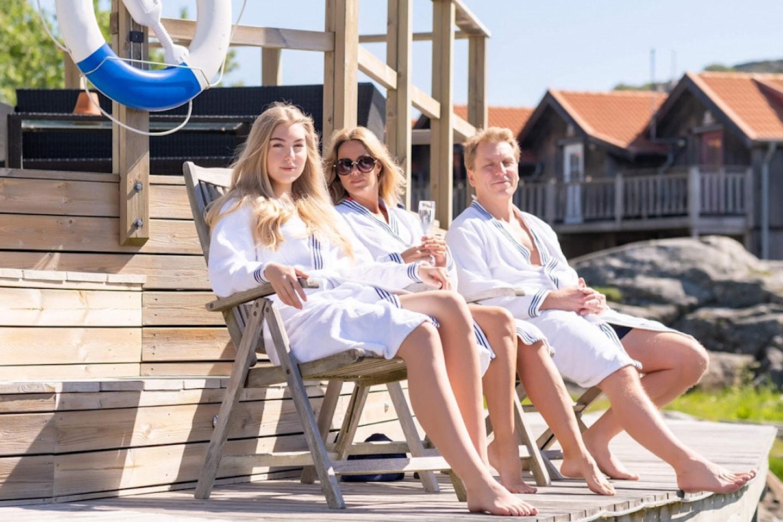 Spa weekend för 2 på Nösund Havshotell