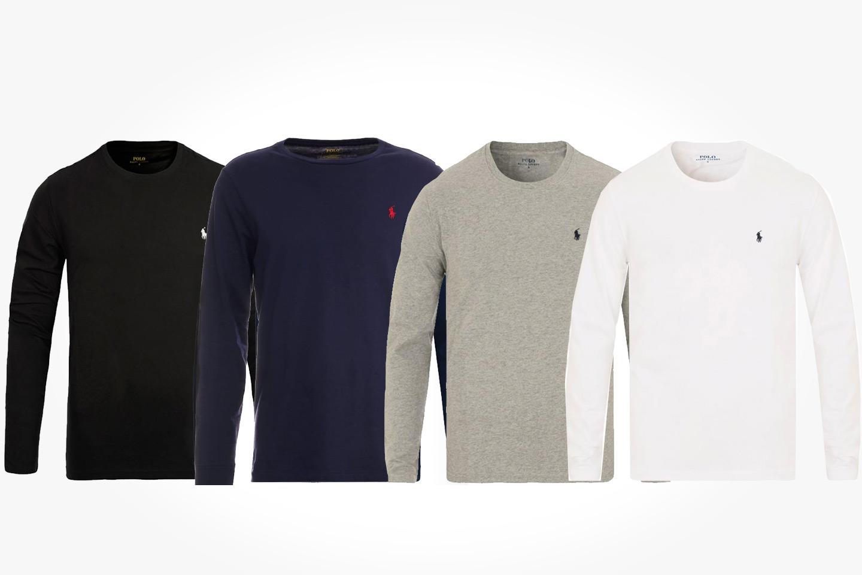 Ralph Lauren långärmad tröja (1 av 5)