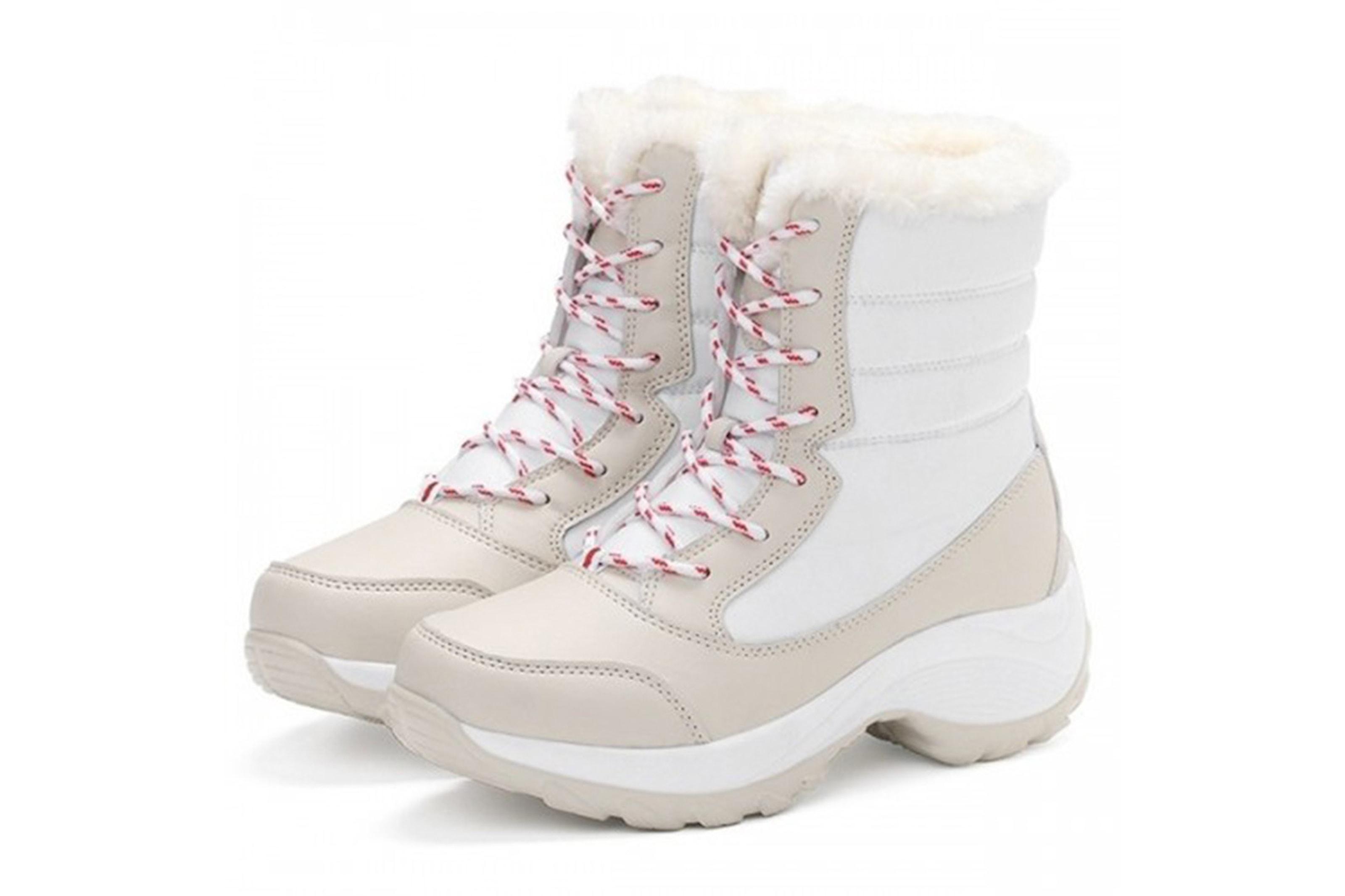 Varme vinterstøvler