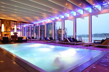 Spapaket för 2 på Stenungsbaden Yacht Club