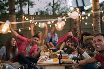 Hyr ditt partypaket inför sommarfesten