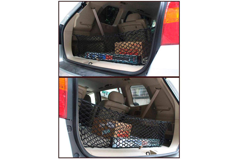 Förvaringsnät till bilen