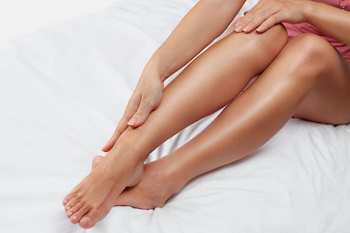 Voksing av hele ben, bikinilinje og armhuler hos Beauty House i Drammen