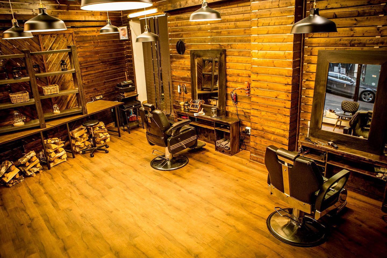 Halv pris på herreklipp hos Chicago Barbershop på Tøyen (1 av 5)