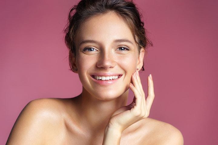 Få jämnare hudstruktur, hudton och mer lyster och friskare hud
