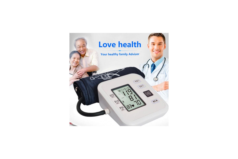 Smart blodtrycksmätare