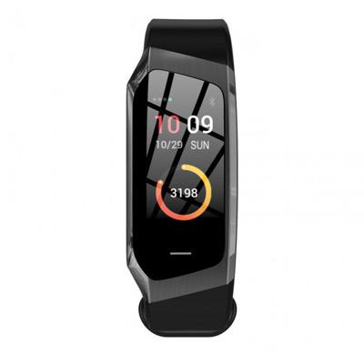 Svart, E18 Heart Rate Smart Bracelet, Blodtrykksmåler armbånd, ,  (1 av 1)