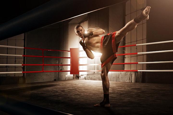 Velg mellom 1, 3, 5 eller 8 klipp med PT hos Fighters Gym