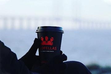 Kaffe, Cappuccino, latte från Redfellas