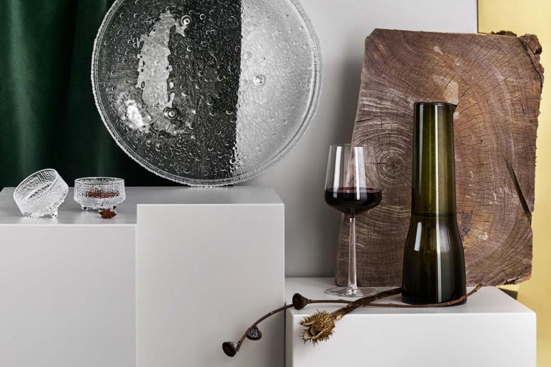 Essence röd- och vitvinsglas från Iittala, 2-pack
