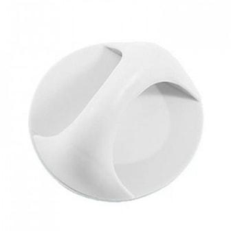 Hvit, Furniture Door Handles, 4-pack selvklebende håndtak til møbler, ,