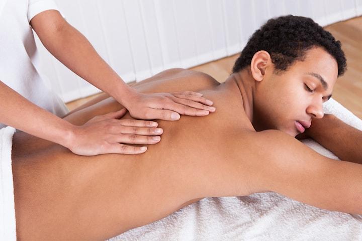 Massasje hos Beauty Therapy Medi og Spa Klinikk på Bislet