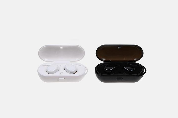 Trådløse øretelefoner med Bluetooth V5.0 (1 av 5)