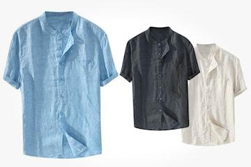 Skjorte til menn