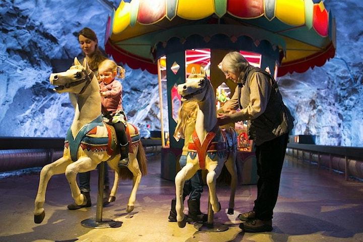 Entré till Stockholm Toy Museum