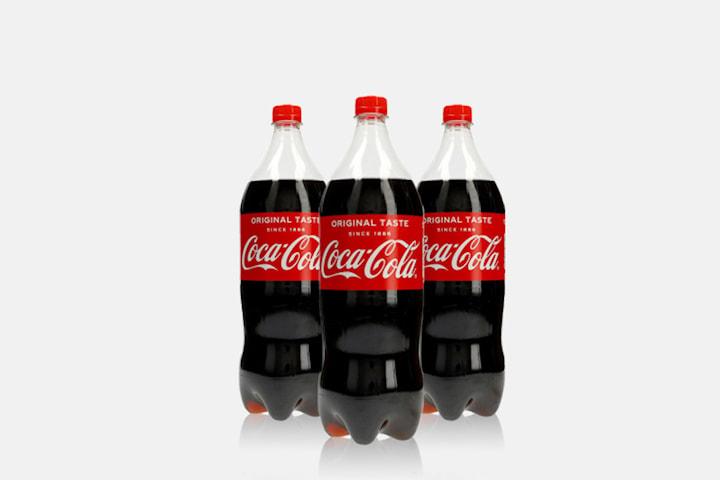 Coca-Cola 6 x 1,5 liter hos Bigsavr
