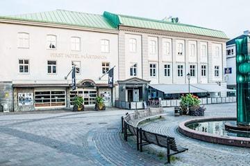 Övernattning för 2 på First Hotel Mårtenson i Halmstad