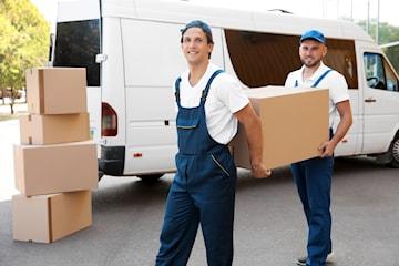 Flytthjälp från Relax Städ & Service