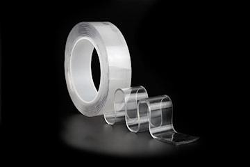 Gjenbrukbar dobbelsidig-tape